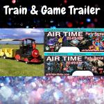 Train & Game Trailer